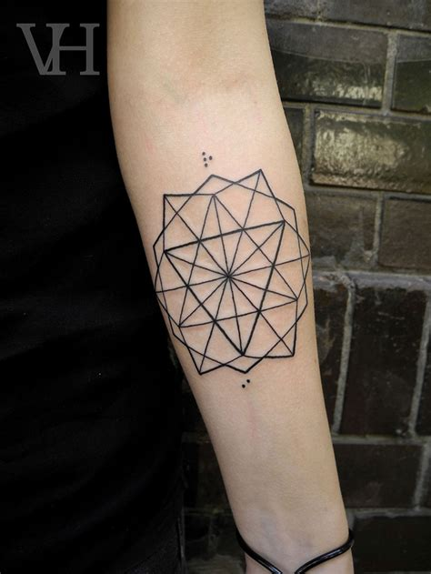 geometric tattoo inspiration 70 incredible geometric tattoos to get an amazing new look