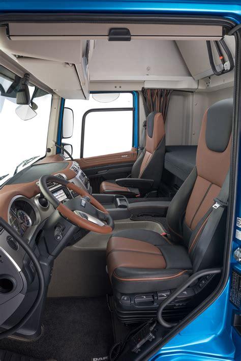 new line upholstery daf mediabank daf trucks nederland