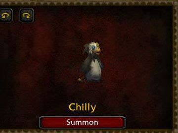 Wow Vanity Pets by List Of Vanity Pets Warcraft