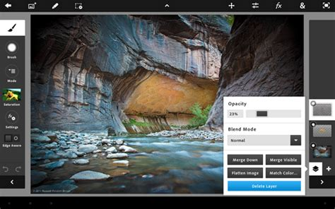 adobe photoshop touch for android free