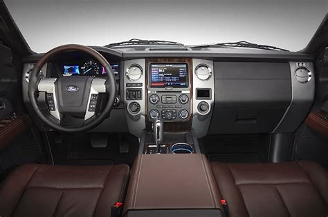Ford Expedition 2015 Interior by Mastodon The 2015 Ford Expedition El