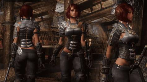 pregnancy tbbp skimpy vanilla clothes downloads skyrim adult female blades light armor at skyrim nexus mods and community