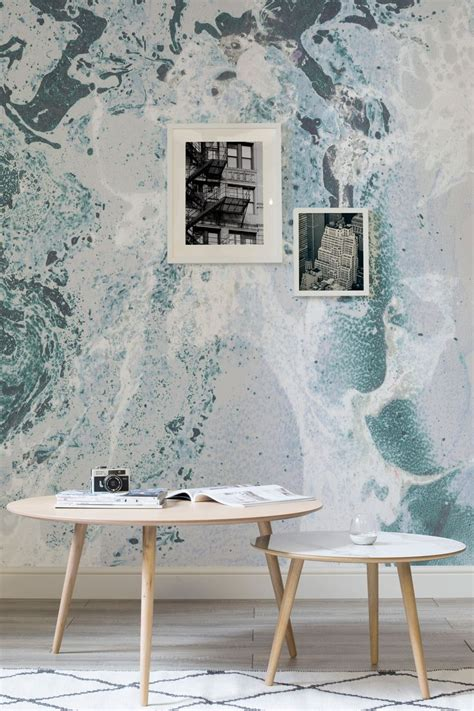 Teal Wallpaper Interior Design by Teal Wallpaper Interior Design Gallery