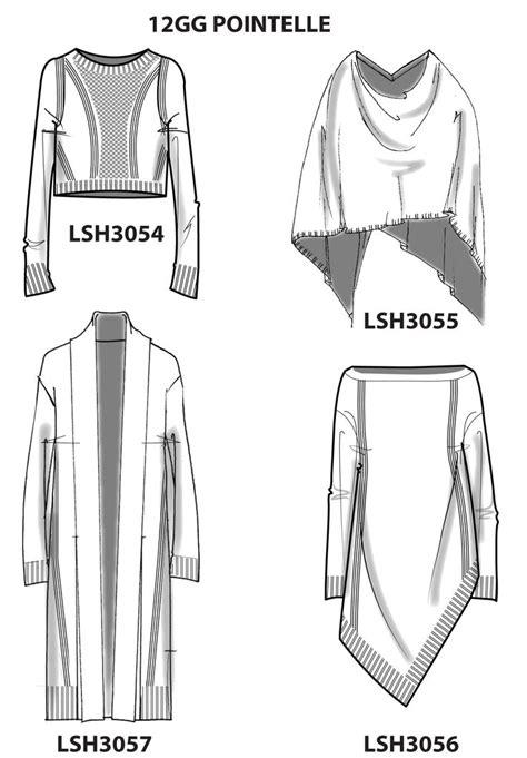 using adobe illustrator for flat pattern drafting flat sketches done using adobe illustrator knitwear