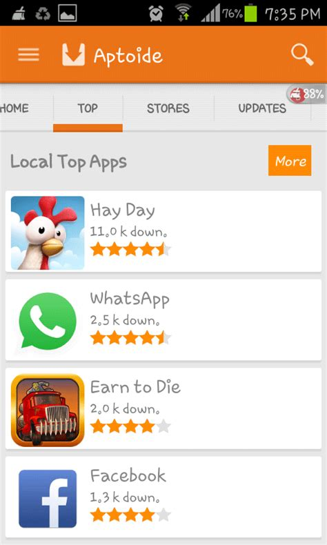 aptoide on downloader aptoide download