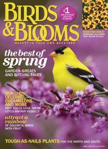 backyard birding magazine 17 best images about birds blooms backyard projects plus