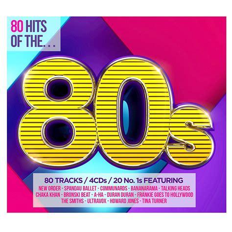 best compilations 開封済超美品 送料無料 オムニバス4枚組 80 hits of the 80s 代购 日本代购 雅虎代购
