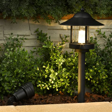 Low Voltage Led Landscape Lighting Sets Westinghouse Grande Chaumont Led Low Voltage Landscape