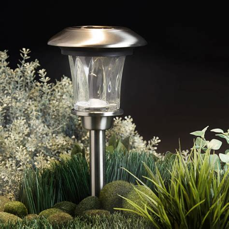 Warm White Solar Lights Lights Solar Solar Landscape Heavy Duty