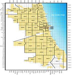Chicago Zipcode Map by Zip Code Map Chicago Il Images