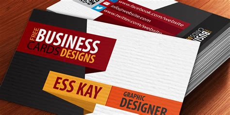 free graphic design business card template 60 business card template designs collection a graphic