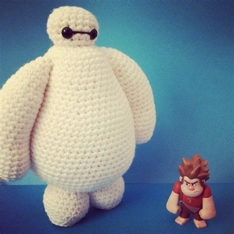 amigurumi pattern baymax baymax amigurumi pattern patterns crochet and heroes