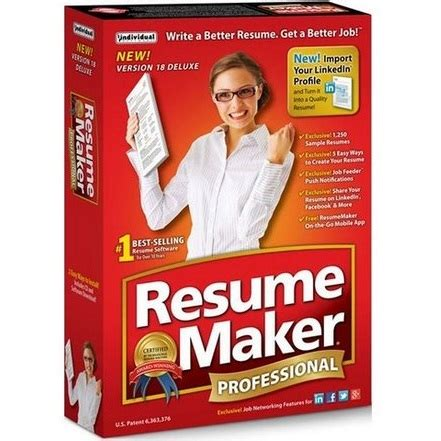 Resume Maker Professional by Resumemaker Professional Deluxe 20 1 Free All