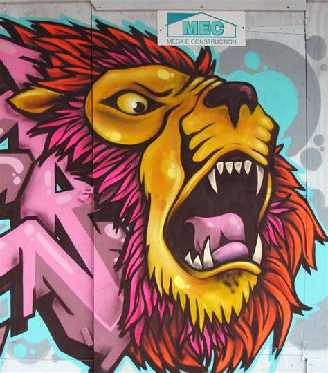 aeroarts graffiti mural artist  workshops