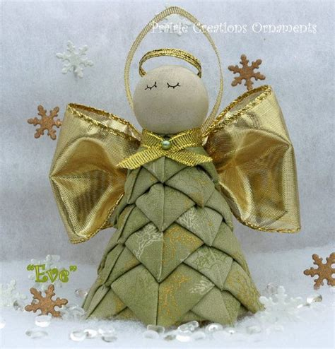 1000 images about folded fabric ornaments on pinterest