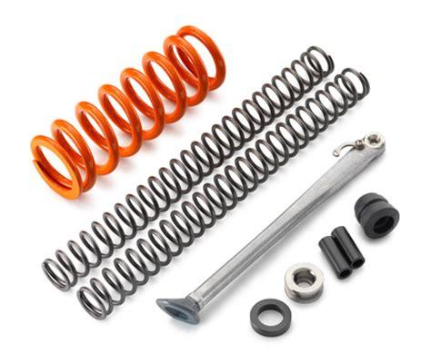 Ktm Lowering Kit Ktm Power Parts Lowered Suspension Enduro360