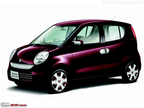 Maruti Suzuki Small Car Maruti To Introduce New Small Car Team Bhp