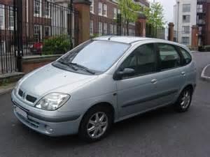 2001 Renault Scenic Renault Megane Scenic 2001