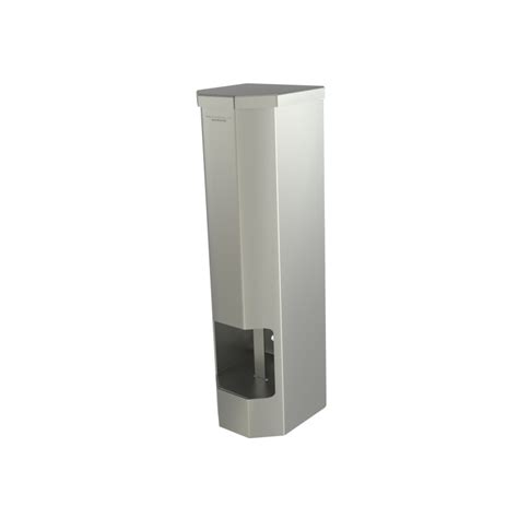 vandal resistant  roll vertical toilet paper holder