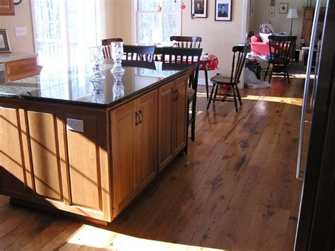 Pickled Oak Kitchen Cabinets please show me your wood floors with your cherry cabinets