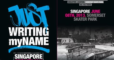 adidas istana plaza lion city skaters graffiti singapore