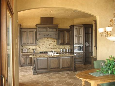 Tuscan Kitchen Cabinets Best 25 Tuscan Kitchen Design Ideas On Pinterest Tuscany Decor Tuscany Kitchen And