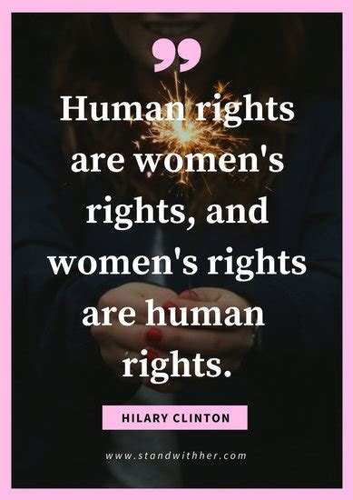 customize  womens rights poster templates  canva