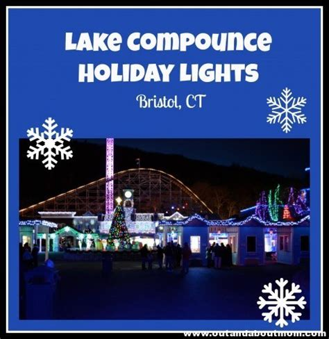 lake compounce holiday lights holiday lights at lake compounce