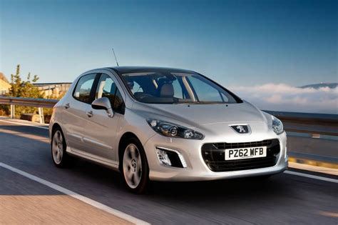 peugeot cars 2013 peugeot 308 2011 2013 used car review car review