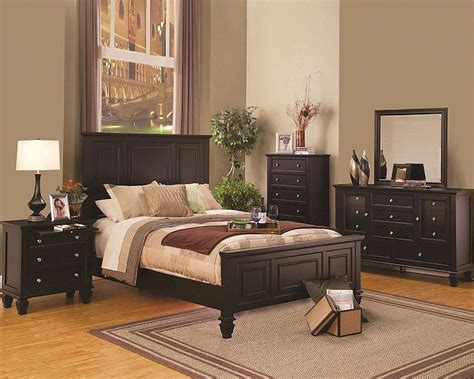 sandy beach bedroom set coaster bedroom set sandy beach in cappuccino co201991set