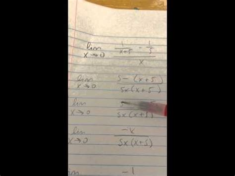 how to find a limit as x approaches infinity how to find the limit as x approaches 0 of a complex