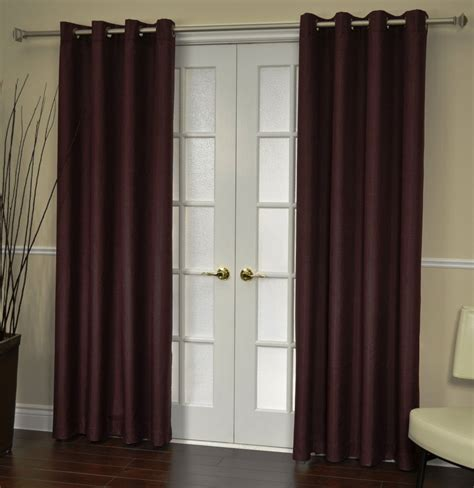 curtains over french doors hanging curtains on french doors curtain menzilperde net