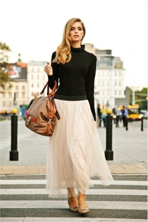 Style Ideas How To Wear Those Black Second City Style Fashion by Maxi Skirts The Trendiest Summer Dress For 2016