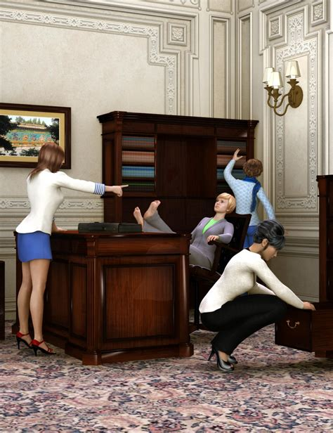 Power Office power office poses 3d models and 3d software by daz 3d