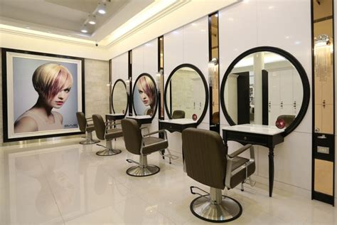 hairdressing salon hair salon 187 retail design