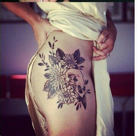 tattoo placement for professionals 1000 ideas about flower hip tattoos on pinterest hip