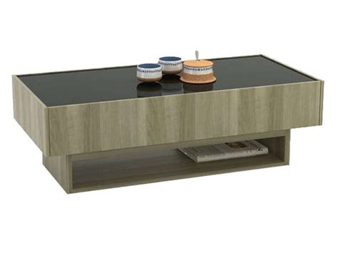 table basse django bicolore conforama pickture