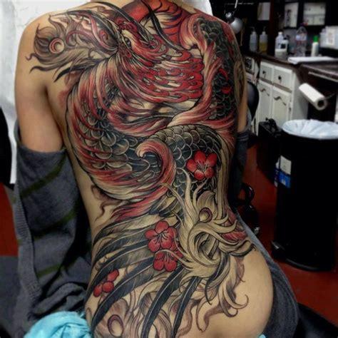 25 phoenix tattoo designs for girls randomlynew
