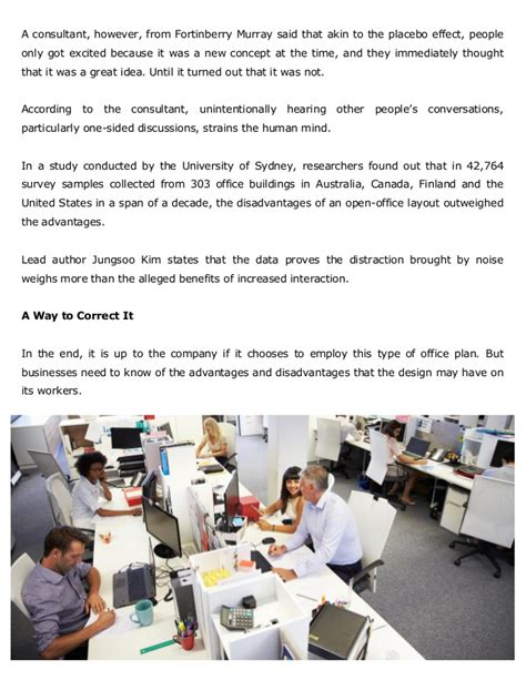 open plan office layout advantages and disadvantages weighing the advantages and disadvantages of open layout