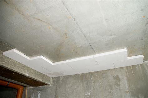isolamento termico soffitto garage izolacja stropu ocieplenie nad gara綣em podziemym lub