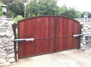 Wholesale Patio Furniture Los Angeles Gate Opener Wooden Driveway Gates
