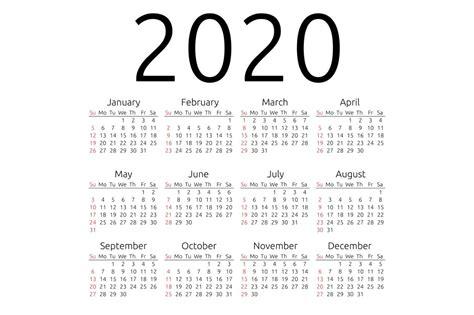 vector calendar  sunday stationery templates creative market