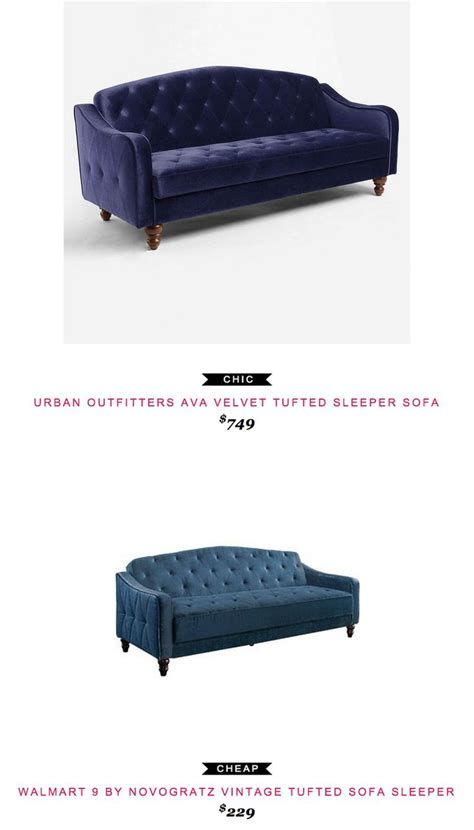 novogratz vintage tufted sofa sleeper best 25 velvet tufted sofa ideas on pinterest tuffed