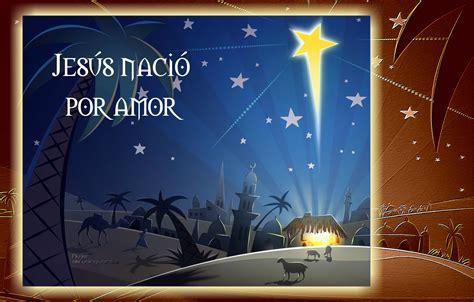 imagenes de feliz navidad jesus jes 250 s naci 243 por amor fondo de escritorio im 225 genes con