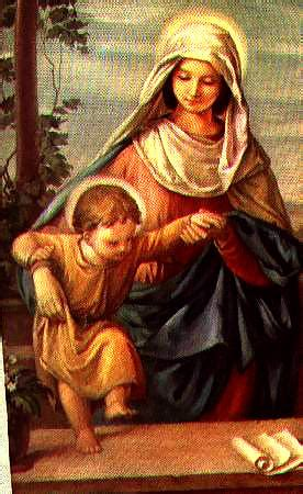 Ann barnhardt waxes theologically about the blessed virgin mary the