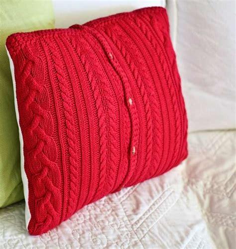 con un cuscino riciclo creativo con la stoffa foto 27 41 tempo libero