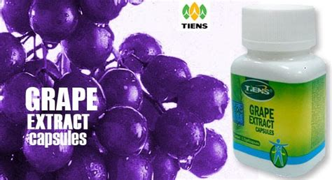 Tiens Grape Extract Nutrisi Darah Tinggi peninggi badan herbal tiens kalsium peninggi badan harga