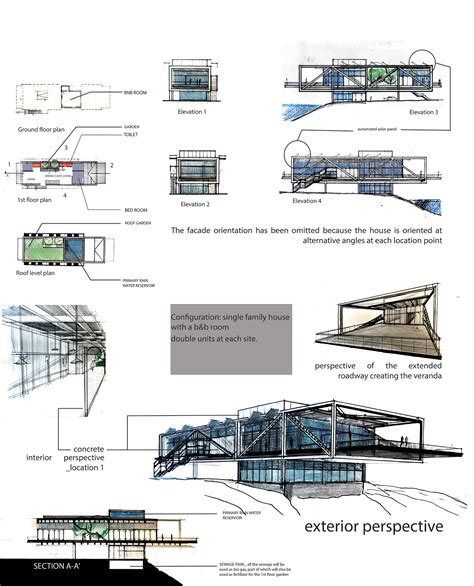 house design competition winner from board members bay bridge house design competition gt eco industrial house