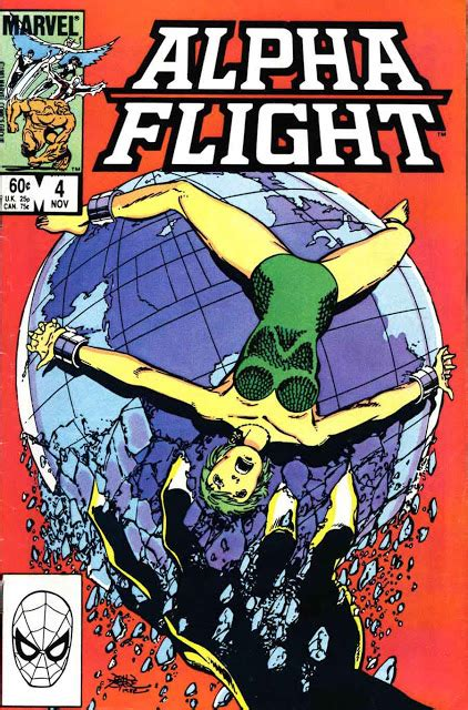 alpha flight by john 1302904051 pencil ink alpha flight 4 john byrne art cover