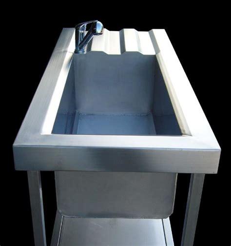 lavello professionale bruno acciai lavello professionale in acciaio inox con
